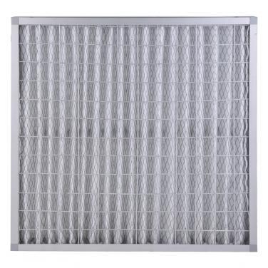 铝框波型初效空气过滤器